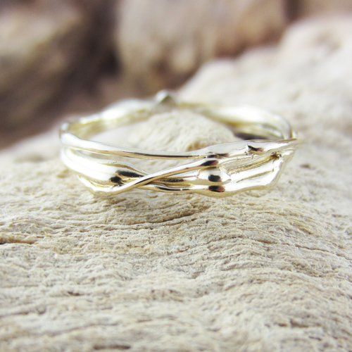 Lava Stacking Ring EN40104
